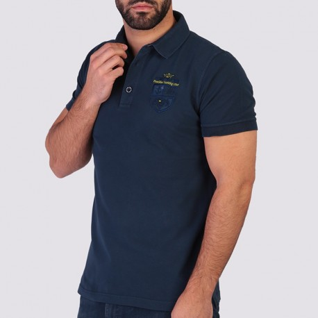THÉO- Short sleeve polo for man