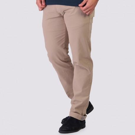 TIGER - Pantalon en toile de coton