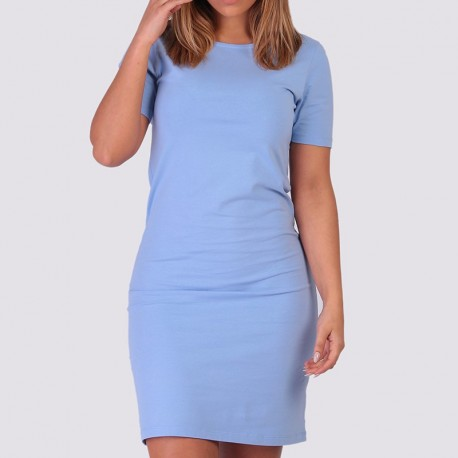 MORGANE - Cotton Mini Dress