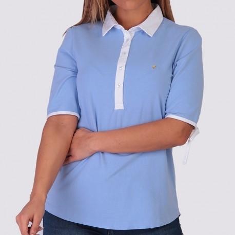 YOKO - Short Sleeve Sports Polo Shirt