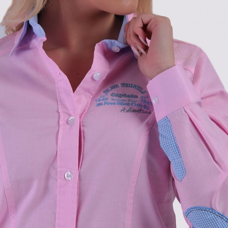 LUNA - Shirt Popeline
