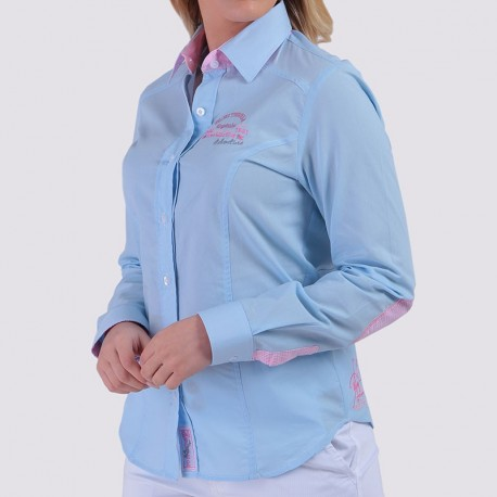 LUNA - Shirt Oxford