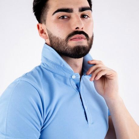 KIM- Short sleeve polo for man