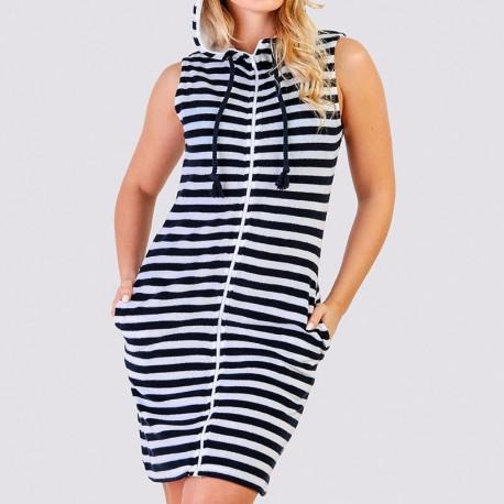 LYLOU - Sponge beach dress