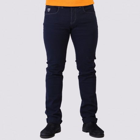 JAMES - Twill trousers, cotton